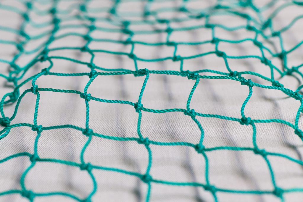 Netze als Gerüstschutz, Auffangnetze und Sportnetze